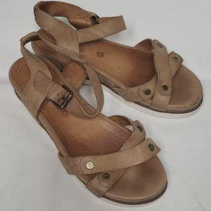 Bussola sandals